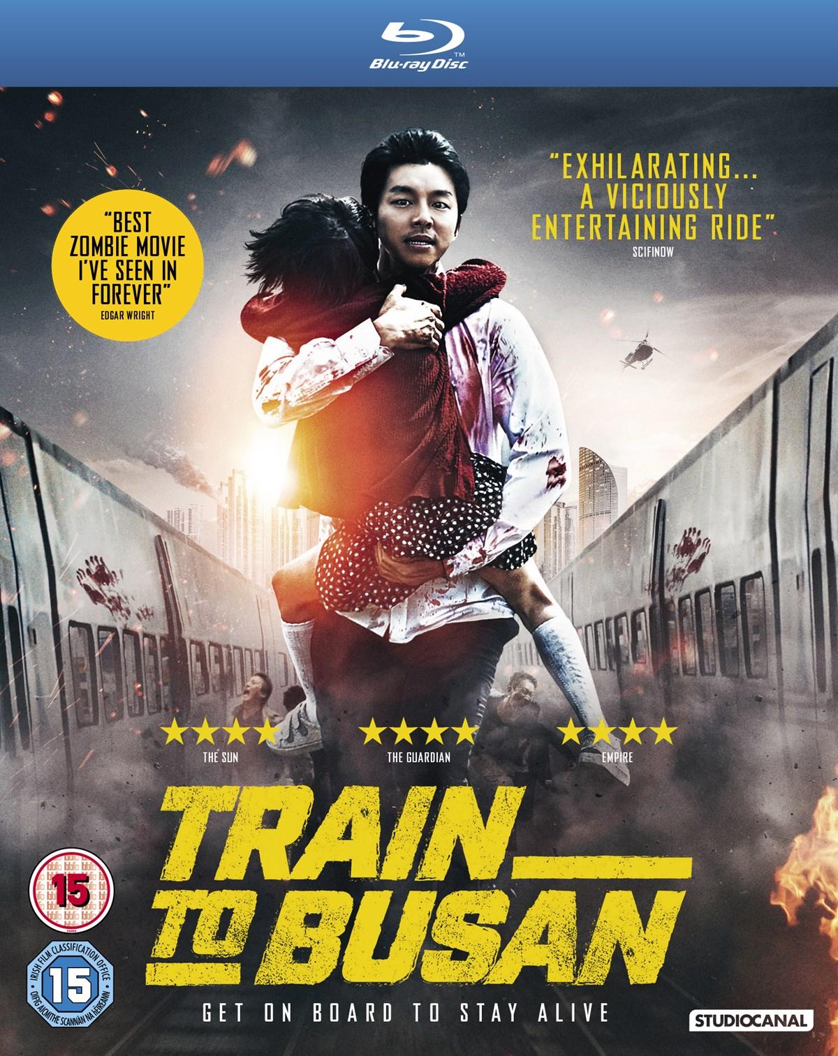Train to Busan (Blu-Ray) - £6.99 @ Zoom/Amazon