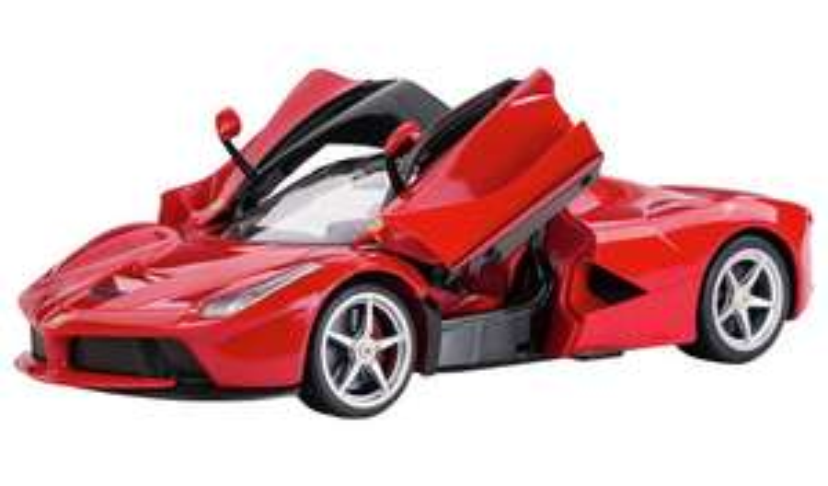Rastar La Ferrari Light and Door Radio Controlled Car, £12.50 + £3.95 delivery at Argos
