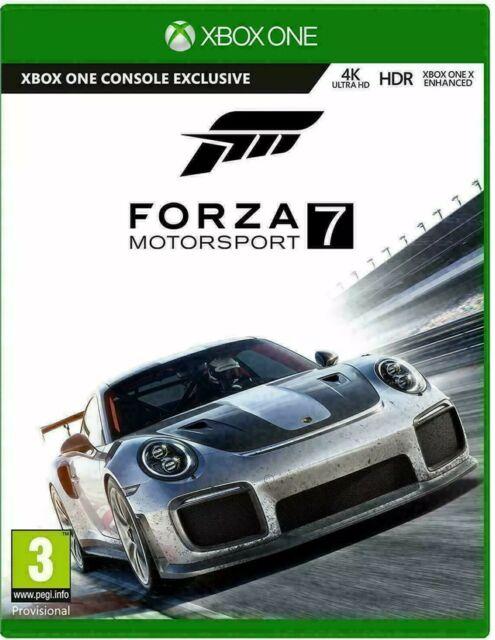[Xbox One] Forza Motorsport 7 - £6.49 + £3.95 Shipping - Argos