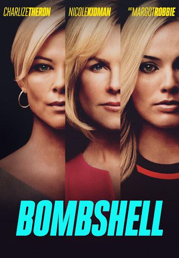 Bombshell movie rental £2.99 iTunes