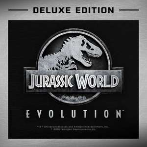 Jurassic World Evolution - Deluxe Bundle [Xbox One] £8.61 @ Xbox Store Hungary