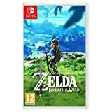 The Legend of Zelda: Breath of the Wild Nintendo Switch 'Used - Acceptable' £35.99 @ Amazon Warehouse