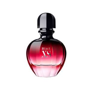 Paco Rabanne Black Xs For Her Eau De Parfum 50ml Spray £32.25 with codes from Beauty Base