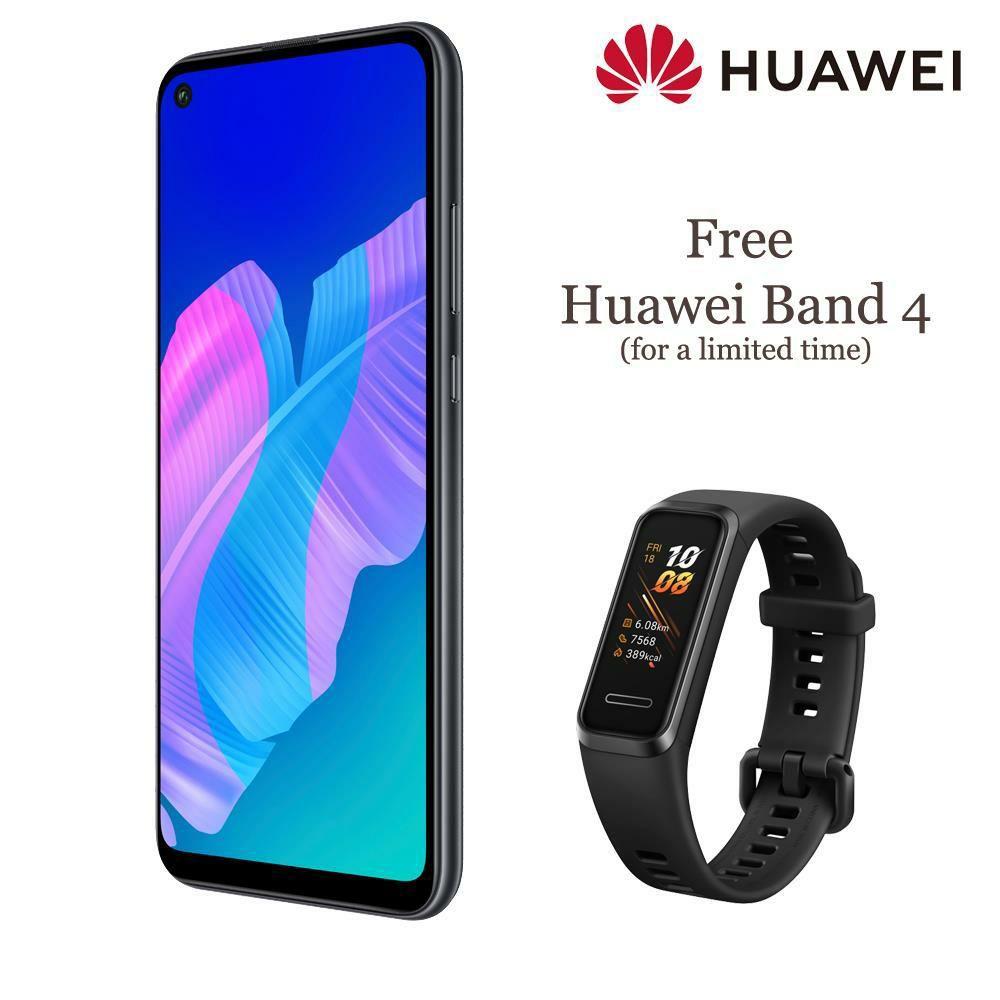 Huawei P40 Lite E + Free Huawei Band 4 | 64GB 4GB Dual Sim 4000mAh Smartphone - £171.98 @ Clove Technology