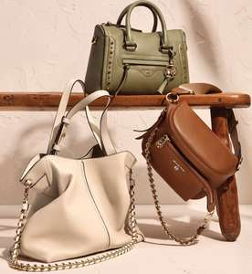 Michael Kors up to 50% off sale + Free Delivery & Free Returns