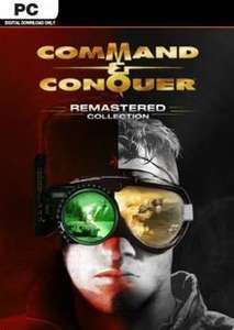 [Origin] Command & Conquer Remastered Collection (PC) - £15.99 @ CDKeys