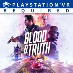 PSVR - Blood and Truth £12.99 @ Playstation Network