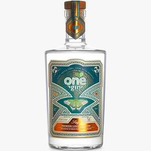 One gin 0.5l - £15.40 at Tesco Dungannon