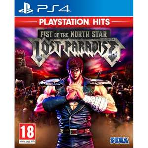 Fist of the North Star: Lost Paradise Playstation Hits (PS4) - £13.95 delivered @ The Game Collection