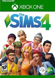 The Sims 4 - Xbox One £9.99 at CD Keys
