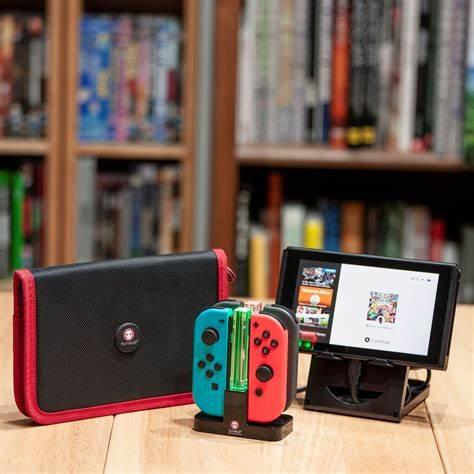 Numskull Nintendo Switch Game Card Cartridge Storage Holder - £3.99 - GeekStore