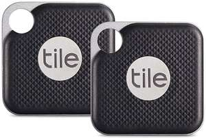 Tile Pro with Replaceable Battery - 2 pack £34.95 - Dispatched from and sold by iZilla