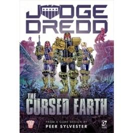 Judge Dredd: The Cursed Earth Board Game £9 @ Osprey Publishing
