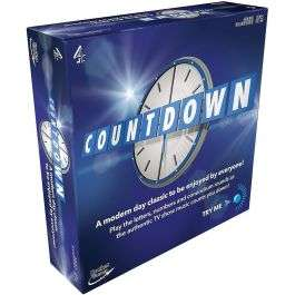 Rocket Games Countdown: The Board Game for £15.99 delivered @ Bargain Max