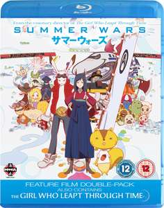 Summer Wars / The Girl Who Leapt Through Time [Blu-ray] £9.96 (Prime) / £12.95 (Non-Prime) Delivered @ Amazon
