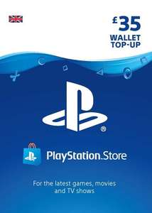 £35 PlayStation Network Card - £29.17 - Eneba/LimitedTime (Ideal for the PS Plus / PS Now Offer)
