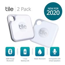 Tile Pro (2020) - White 2 Pack £36.95 @ velocityelectronics / eBay