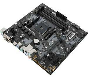 ASUS PRIME B450M-A AM4 Motherboard Damaged Box £62.99 @ Currys / eBay