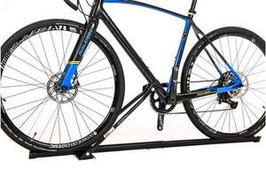 Peruzzo Deluxe lockable roof rack fitting for one bike for £22.95 delivered @ Tredz