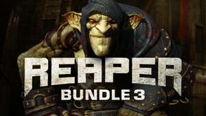 Reaper Bundle (10 Steam PC/Mac Games : Atari Vault/ F1 2018/ Medieval Kingdom Wars/ System Shock: Enhanced Edition & more) £4.79 @ Fanatical