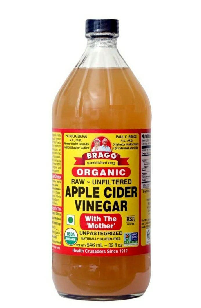 Braggs Organic Apple Cider Vinegar 946ml £6.64 with S&S @Amazon