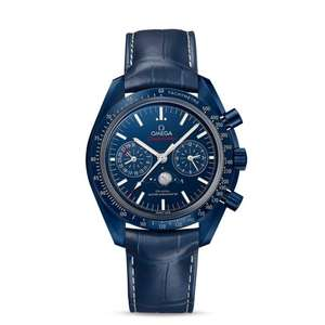 Omega Speedmaster Moonwatch 'Blue Side of the Moon' £7775 delivered @ Finnies