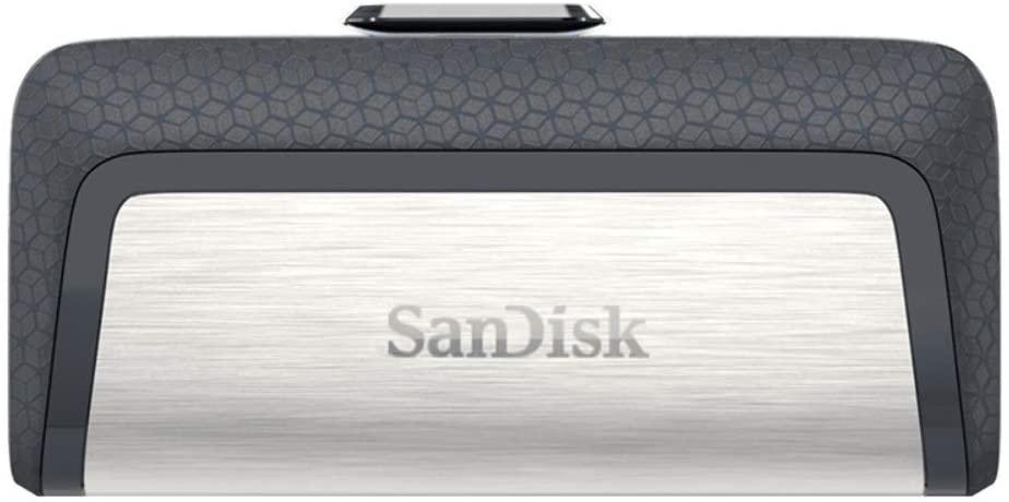 SanDisk Ultra 128 GB Dual Type-C USB 3.1 Flash Drive £16.98 Amazon Prime / £21.47 Non Prime