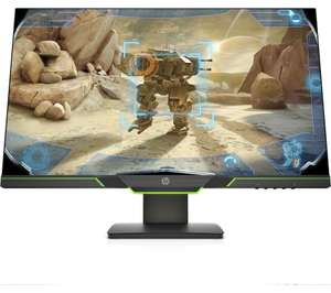 "HP 27xq Quad HD (2560 x 1440) 27"" LCD 144hz 1ms Gaming Monitor + 6 months Spotify Premium for £229.97 delivered @ Currys PC World"