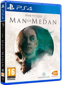 The Dark Pictures Anthology - Man of Medan (PS4) for £10 (Prime) / +£2.99 (Non Prime) delivered @ Amazon
