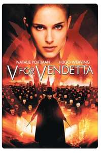 V for Vendetta HD £3.99 at iTunes Store