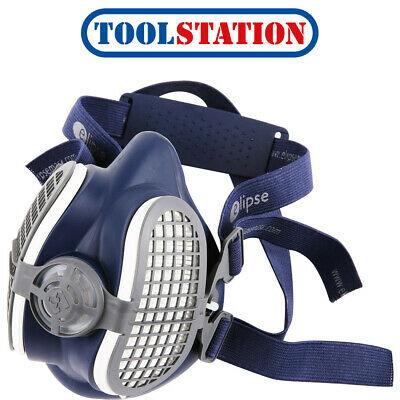 GVS P3R Half Mask Respirator Med/Large £19.15 delivered @ Toolstation eBay