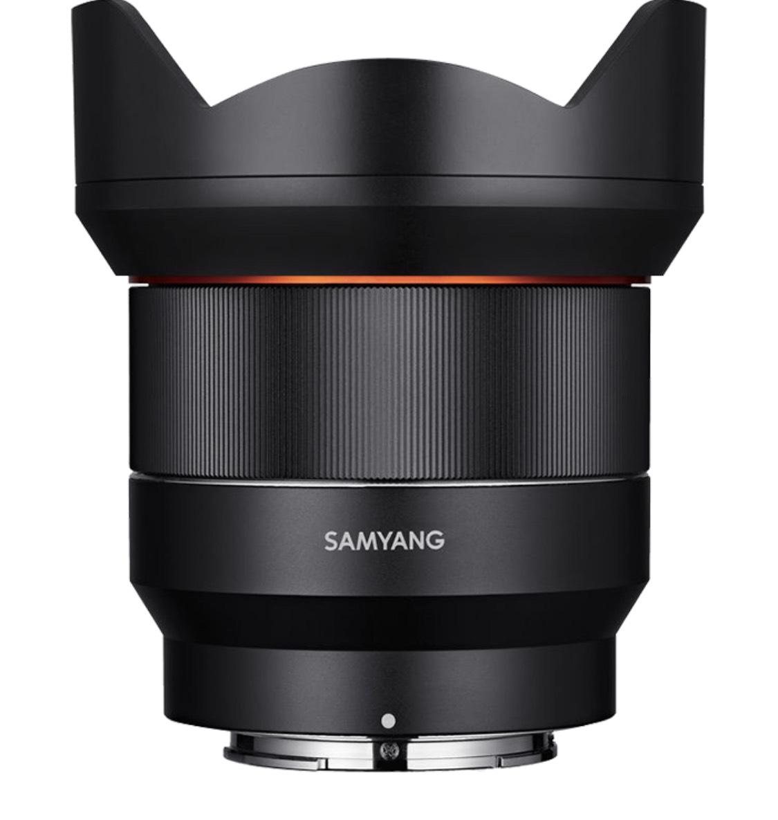 Samyang 14mm AF f2.8 Lens - Sony FE mount £379 @ Clifton Cameras