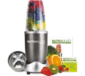NUTRIBULLET Starter Kit - Graphite - £28.97 @ Currys PC World