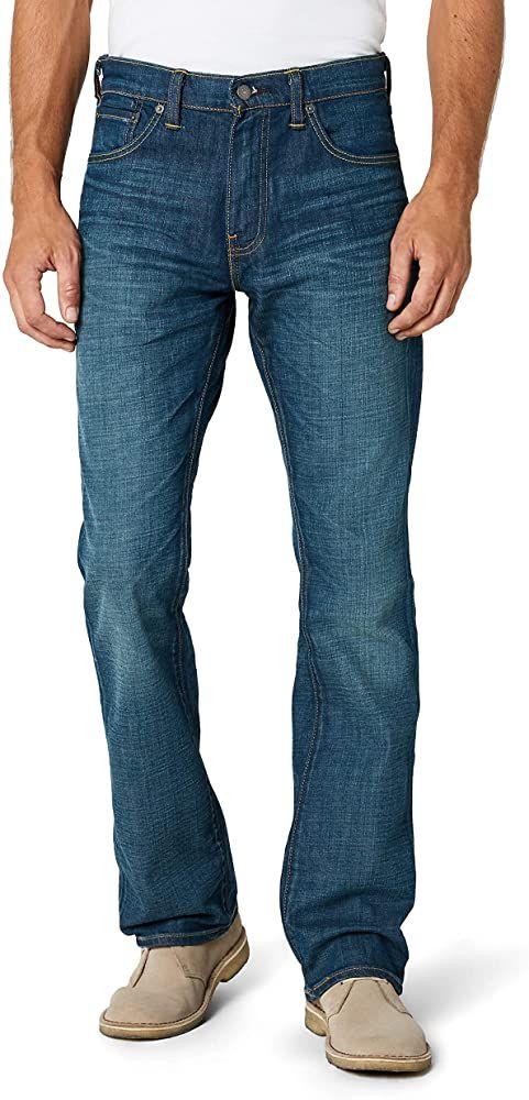 Men's Levi 527 Bootcut Jeans - £34 @ Amazon