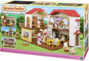 Sylvanian Families 5480 Red Roof Country Home £35 @ Amazon