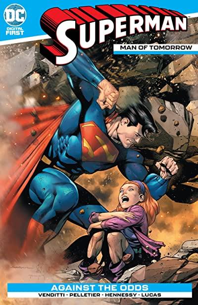 Superman: Man of Tomorrow #2 e-comic free at Comixology