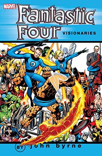 Fantastic Four Visionaries: John Byrne Vol. 1 (Fantastic Four (1961-1996)) Kindle Edition - Free @ Amazon