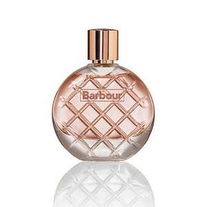 Barbour100ml men or women with - £17.50 with code @ Fragrance Shop