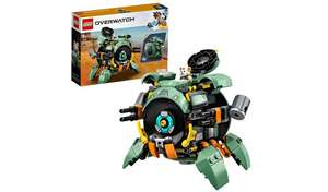 LEGO Overwatch Wrecking Ball Character Figure Set - 75976 - £13.50 C+C (+£3.95 for delivery) @ Argos