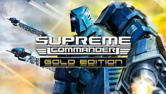 Supreme Commander Gold Edition (PC) - £2.99 @ GOG