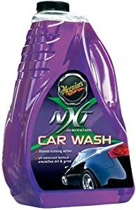 Meguiar's NXT Generation Car Wash 1.8L - £9 (+£4.49 Non-Prime) @ Amazon