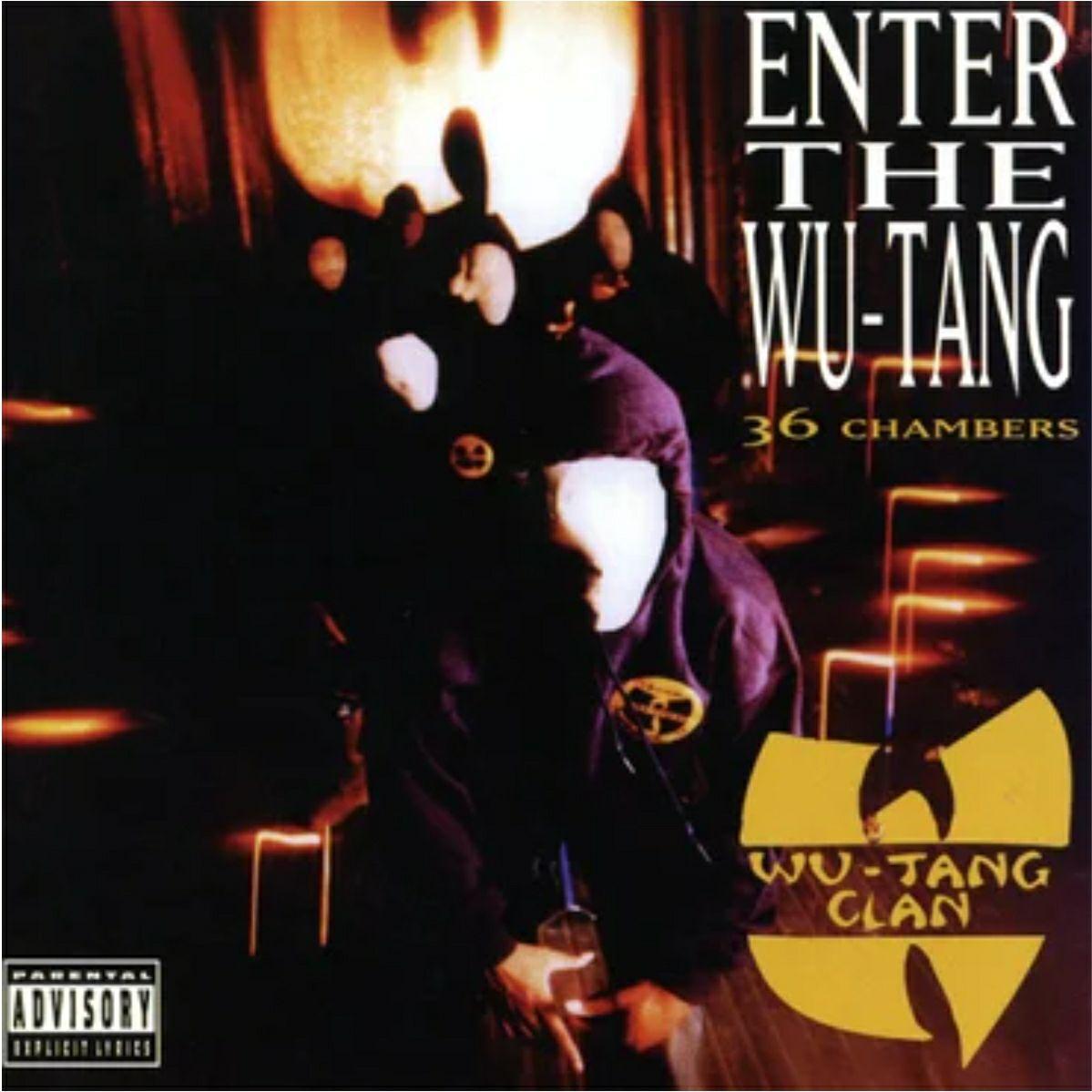 Enter The Wu Tang (36 Chambers) Vinyl Wu Tang Clan - £12.99 (+£3.51 Postage) @ Rough Trade