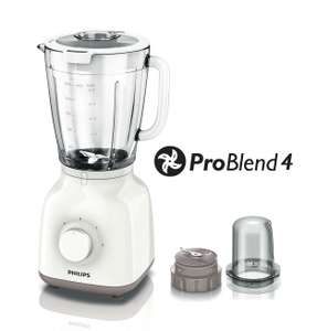 Philips Daily Collection Blender Pro Blend 4 -Free Delivery + 2 years warranty