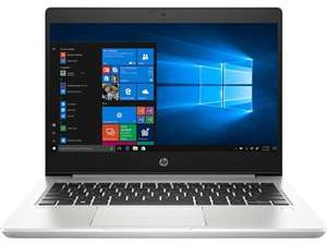 HP ProBook 430 G7 8GB/256GB with i5-10210U Quad Core Processor. IPS although 250 nits - £672.99 @ Box