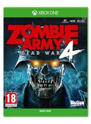 Zombie Army 4 Dead War (Xbox One) - Used Good Condition - £26.99 @ boomerangrentals / eBay