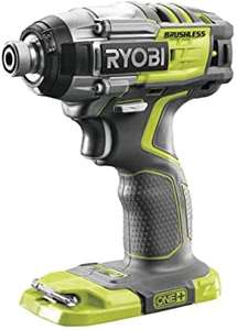 Ryobi R18IDBL-0 18V ONE+ Cordless Brushless Impact Driver (Body Only) - £94.99 @ Amazon