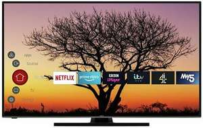 Hitachi 58 Inch Smart 4K UHD LED TV with HDR - £299 @ Argos / eBay