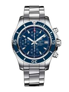 Breitling Superocean Automatic Chronograph Watch @ £2912 @ W Bruford