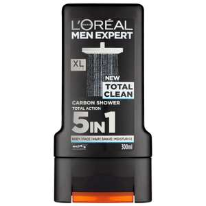 L'Oréal men expert shower gel 300ml £1.50 @ Morrisons (Kirkstall)
