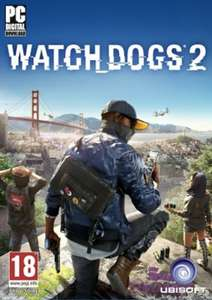 Watch Dogs 2 PC £5.99 at CD Keys